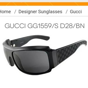 🔥Price Drop🔥GUCCI Sunglasses Unisex